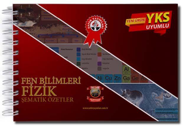 Zafer Yayınları Fen Bilimleri Fizik Şematik Özetler