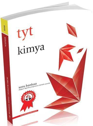 Zafer Yayınları TYT Kimya Soru Bankası
