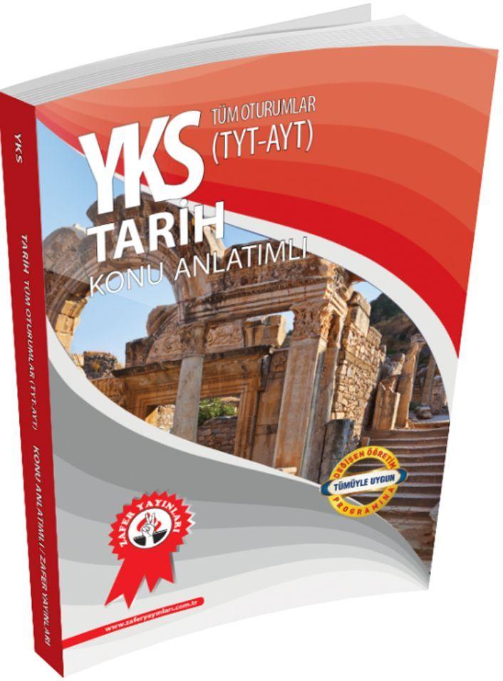 Zafer Yayınları TYT AYT Tarih Konu Anlatımlı