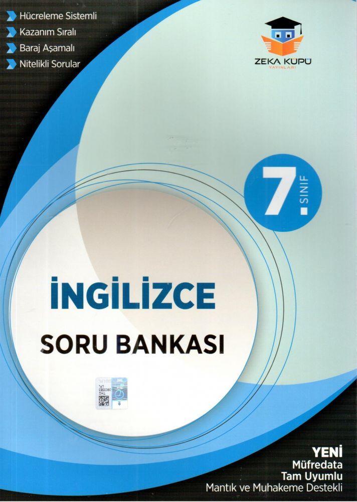 Zeka Küpü Yayınları 7. Sınıf İngilizce Soru Bankası