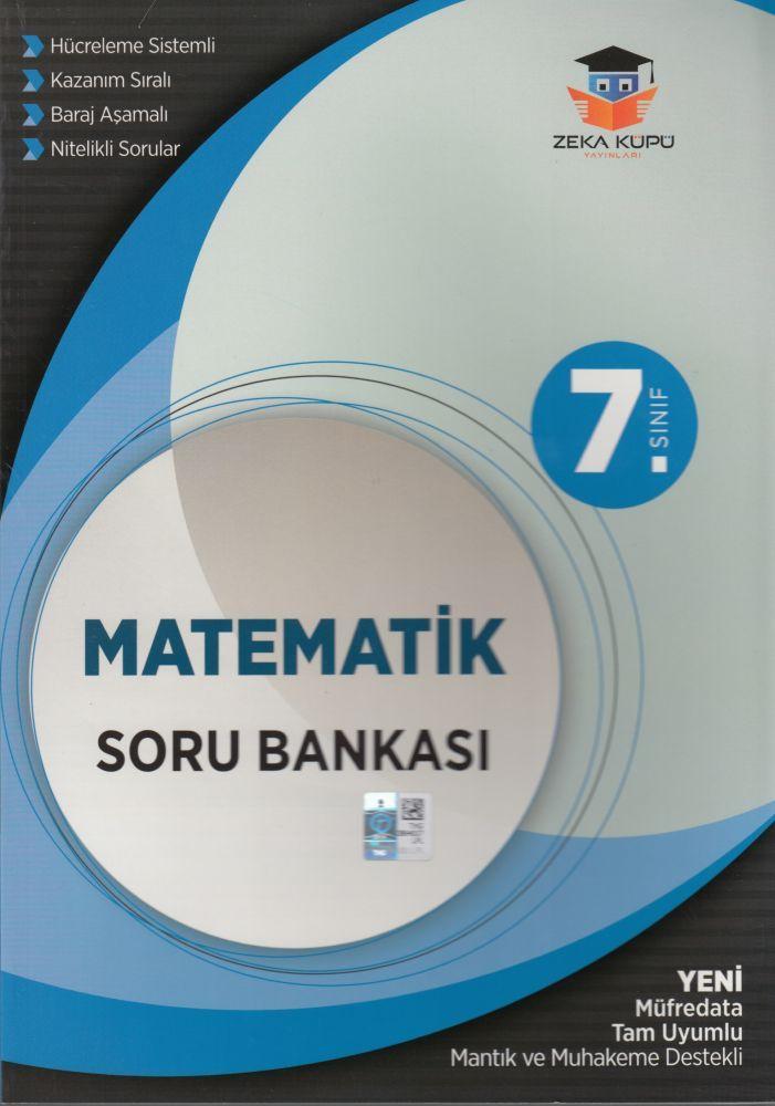Zeka Küpü Yayınları 7. Sınıf Matematik Soru Bankası