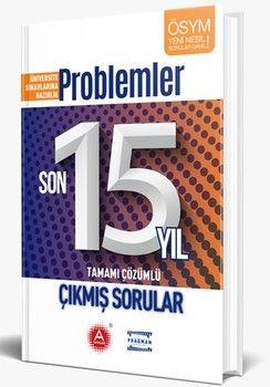 2020 A Yayınları Problemler Son 15 Yıl Tamamı Çözümlü Çıkmış Sorular