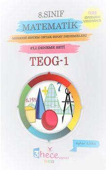 3 Hece Yayınevi 8. Sınıf TEOG 1 Matematik 6 Deneme