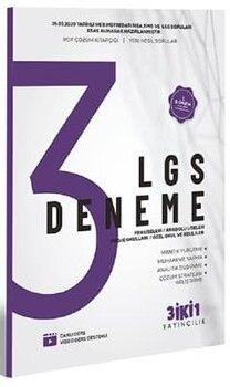 321 Yayınları LGS 3 Deneme