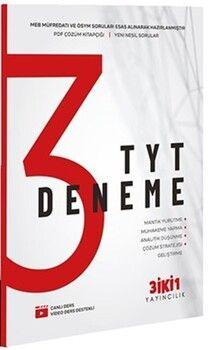 321 Yayınları TYT 3 Deneme