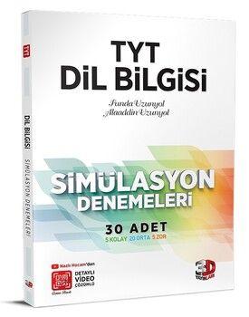 3D Yayınları  TYT Dil Bilgisi Simülasyon Denemeleri Detaylı Video Çözümlü