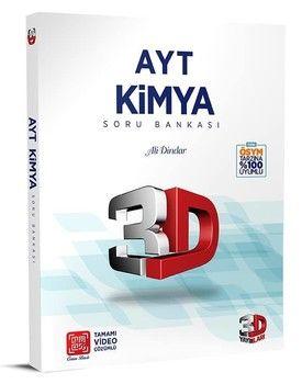 3D Yayınları AYT Kimya Soru Bankası
