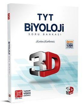 3D Yayınları TYT Biyoloji Soru Bankası