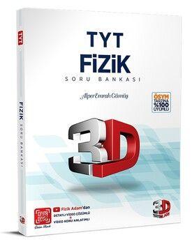 3D Yayınları TYT Fizik Soru Bankası