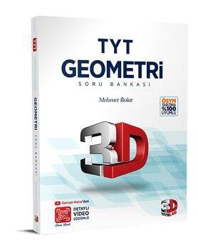 3D Yayınları TYT Geometri Soru Bankası