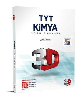 3D Yayınları TYT Kimya Soru Bankası