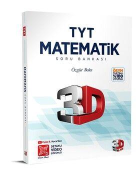 3D Yayınları TYT Matematik Soru Bankası