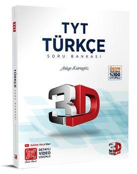 3D Yayınları TYT Türkçe Soru Bankası