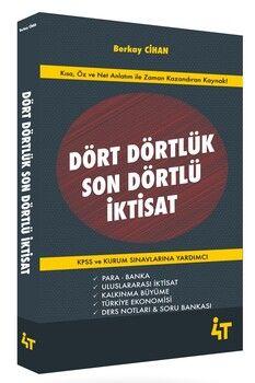 4T Yayınları Dört Dörtlük Son Dörtlü İktisat