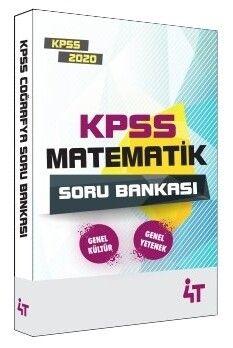 4T Yayınları KPSS Matematik Soru Bankası