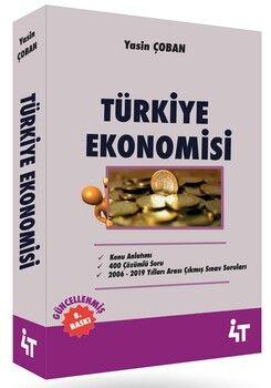 4T Yayınları Türkiye Ekonomisi