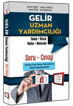 657 Yayınları 2016 Gelir Uzman Yardımcılığı Soru Cevap