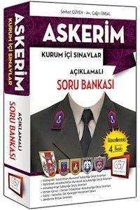 657 Yayınları 2016 Askerim Askeri Sınavlara Hazırlık Açıklamalı Soru Bankası 4. Baskı