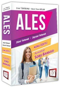 657 Yayınları 2017 ALES Sözel Sayısal Yetenek Konu Özetli Açıklamalı Soru Bankası