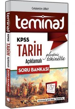 657 Yayınları 2017 KPSS Teminat Tarih Açıklamalı Soru Bankası