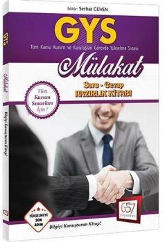 657 Yayınları 2017 GYS Mülakat Soru Cevap Hazırlık Kitabı