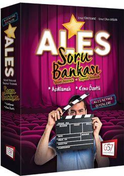 657 Yayınları 2017 ALES Sözel Sayısal Yetenek Açıklamalı Konu Özetli Soru Bankası