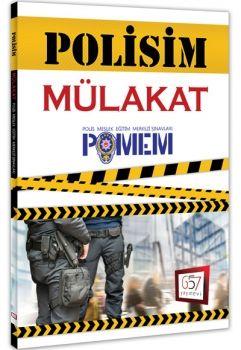 657 Yayınları POMEM Polisim Mülakat Kitabı