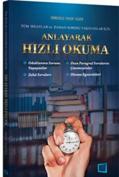 657 Yayınları Tüm ÖSYM Sınavları İçin Anlayarak Hızlı Okuma