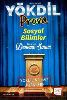 657 Yayınları YÖKDİL Prova Sosyal Bilimler Çözümlü Deneme Sınavı