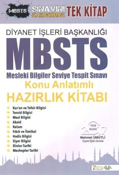 7 Beyza Yayınları MBSTS Konu Anlatımlı Hazırlık Kitabı