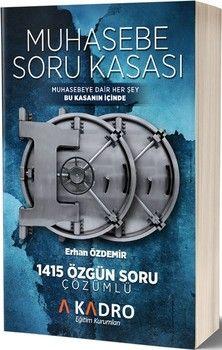A Kadro YayınlarıKPSS A Grubu Muhasebe Soru Kasası