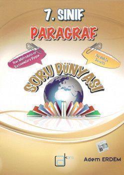 A Kare Yayınları 7. Sınıf Paragraf Soru Dünyası