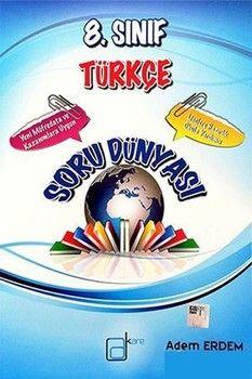 A Kare Yayınları 8. Sınıf Türkçe Soru Dünyası