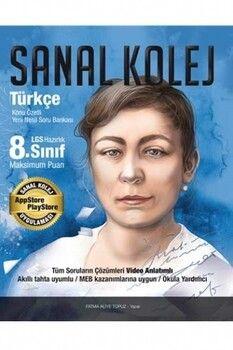 A Vizyon 8. Sınıf LGS Türkçe Konu Özetli Yeni Nesil Soru Bankası