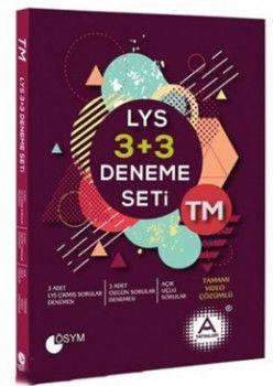 A Yayınları LYS 3 + 3 Deneme Seti