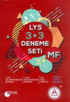 A Yayınları LYS MF 3+3 Deneme Seti Tamamı Video Çözümlü Açık Uçlu Sorular