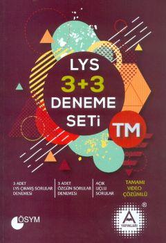 A Yayınları LYS TM 3+3 Deneme Seti Tamamı Video Çözümlü Açık Uçlu Sorular