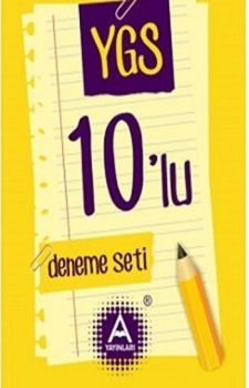 A Yayınları YGS 10 lu Deneme Seti