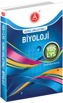 A Yayınları YGS LYS Biyoloji Konu Anlatımlı