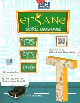 Açı Yayınları YGS LYS Efsane Tarih Soru Bankası