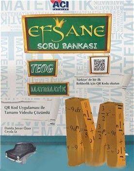 Açı Yayınları TEOG Matematik Efsane Soru Bankası