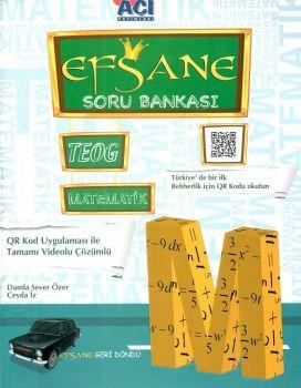 Açı Yayınları 8. Sınıf Matematik Efsane Soru Bankası