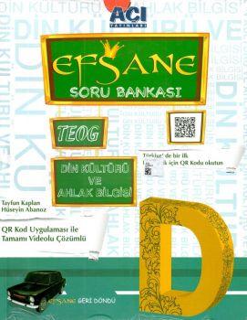 Açı Yayınları 8. Sınıf Din Kültürü ve Ahlak Bilgisi Soru Bankası