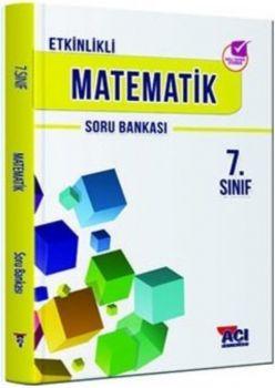 Açı Yayınları 7. Sınıf Matematik Soru Bankası