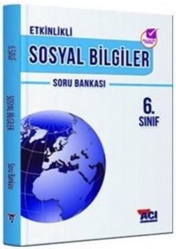 Açı Yayınları 6. Sınıf Sosyal Bilgiler Soru Bankası