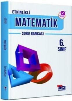 Açı Yayınları 6. Sınıf Matematik Soru Bankası