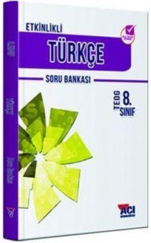 Açı Yayınları 8. Sınıf TEOG Türkçe Soru Bankası