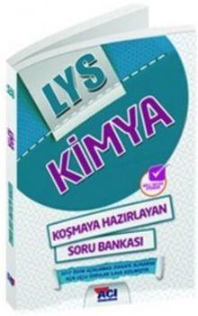Açı Yayınları LYS Kimya Koşmaya Hazırlayan Soru Bankası