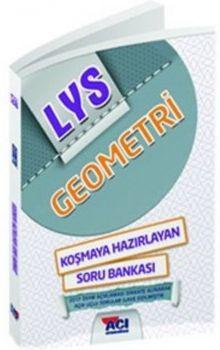 Açı Yayınları LYS Geometri Koşmaya Hazırlayan Soru Bankası