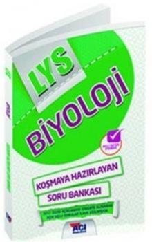 Açı Yayınları LYS Biyoloji Koşmaya Hazırlayan Soru Bankası